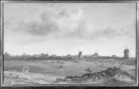 Entrée des français à Posen le 4 novembre 1806