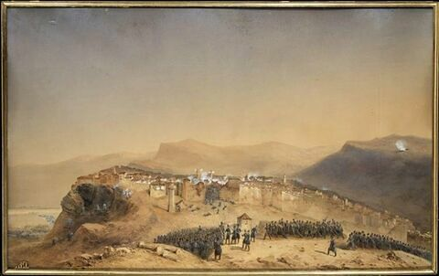 Seconde attaque de Constantine le 13 octobre 1837