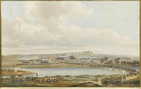 Combat d'Elchingen le 14 octobre 1805