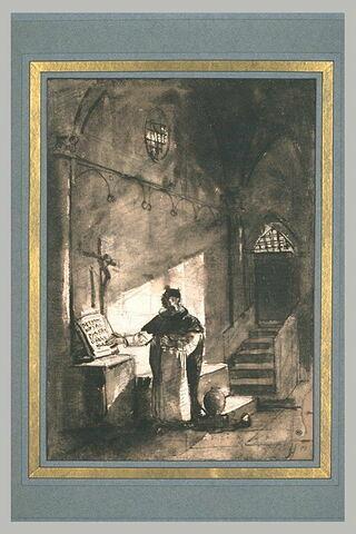 Le dominicain Jacques Pasquier en prison pour avoir défendu Jeanne d'Arc
