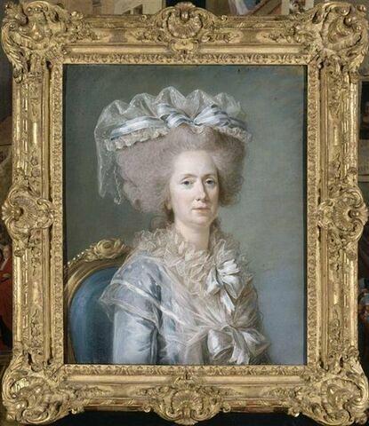 Portrait de Madame Adélaïde (1732-1800)