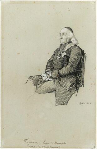 Monseigneur Frayssinous, évêque d'Hermopolis, de l'Institut
