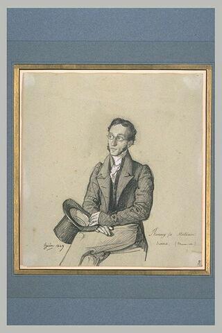 M. Ramey fils, statuaire, de l'Institut
