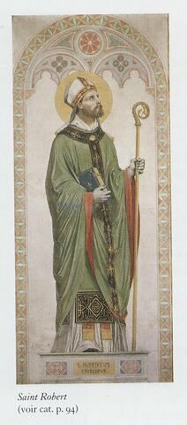 Saint Rupert, évêque de Worms