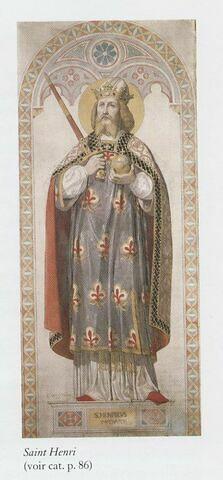 Saint Henry, empereur d'Allemagne