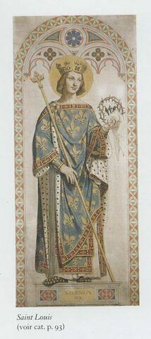 Saint Louis, roi de France