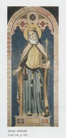 Saint Adélaïde, impératrice d'Allemagne