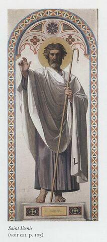Saint Denys, évêque de Paris