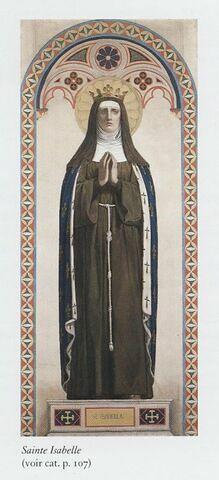 Sainte Isabelle de France