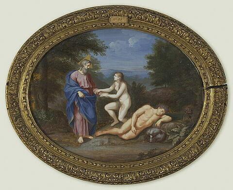La création d'Eve