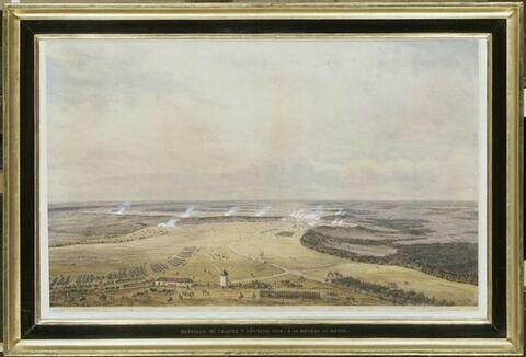 La bataille de Craone, 7 février 1814 à dix heures du matin