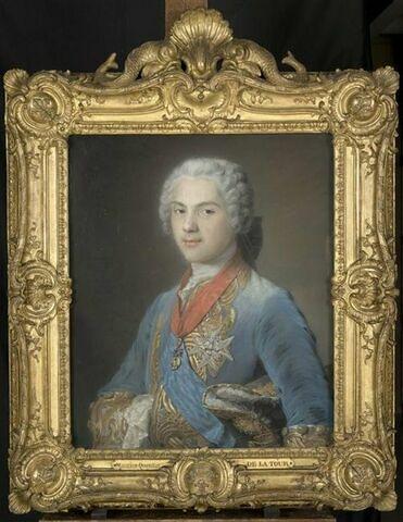 Portrait de Louis de France, duc de Bourgogne, dauphin (1729-1765)