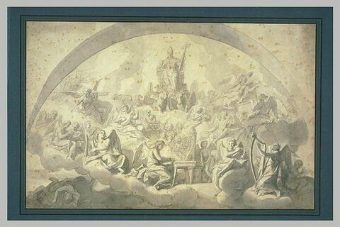 Le Triomphe de l'Eglise (ou de la Religion)