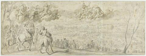 Louis XIV devant Utrecht