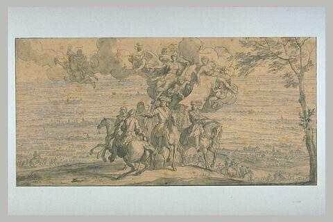 Ouverture de la campagne de 1672