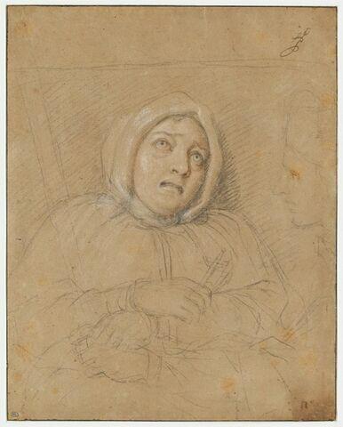 Portrait de la marquise de Brinvilliers