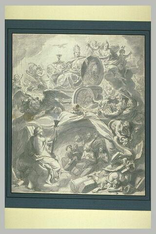 L'Eglise victorieuse de l'Hérésie ou le Triomphe de la Religion