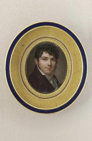 Autoportrait d'Augustin.