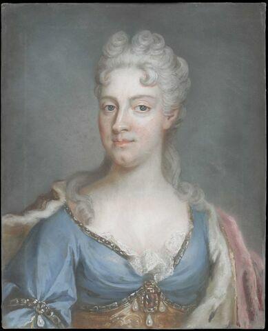 Portrait d'une princesse royale