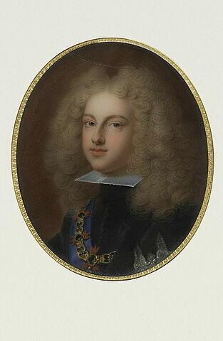 Portrait de Philippe V, roi d'Espagne (1683-1746)