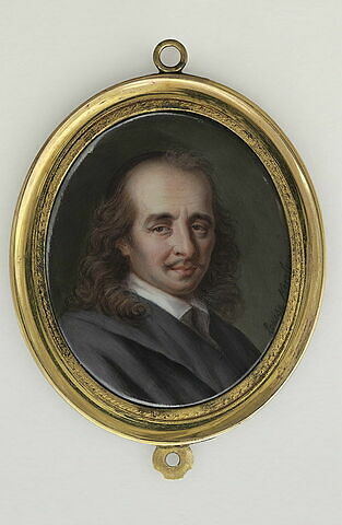 Portrait de Corneille, en buste