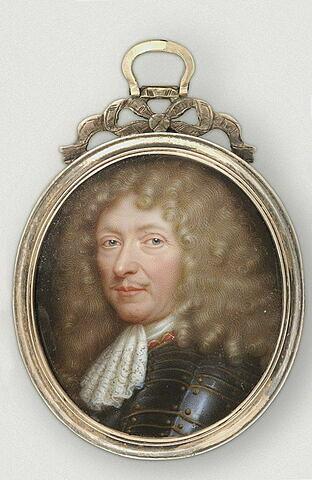 Portrait présumé de maréchal de Catinat