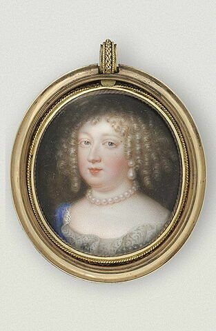 Portrait de Marie-Thérèse d'Autriche
