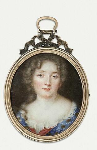 Portrait présumé d'Hortense Mancini duchesse de Mazarin