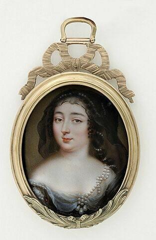 Portrait présumé de Françoise d'Aubigné veuve Scarron