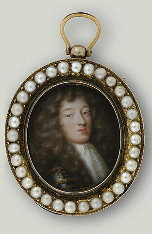 Portrait d'un personnage inconnu désigné sous le nom de Gaston d'Orléans