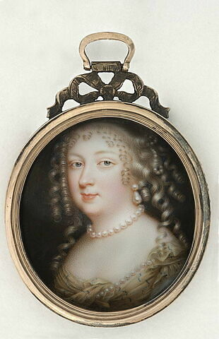 Portrait présumé de la duchesse de Montpensier