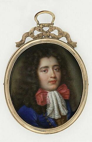 Portrait du marquis de Barbezieux, fils de Monsieur de Louvois