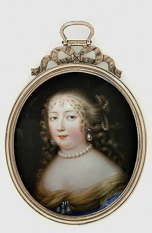 Portrait présumé de la contesse de Suze