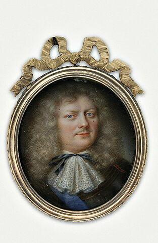 Portrait présumé du maréchal de Tourville
