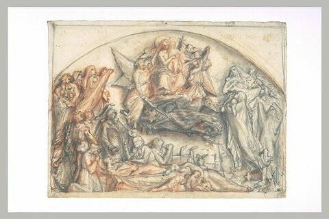 La Vierge à l'Enfant consolatrice des affligés