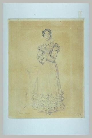Portrait de Françoise Leblanc