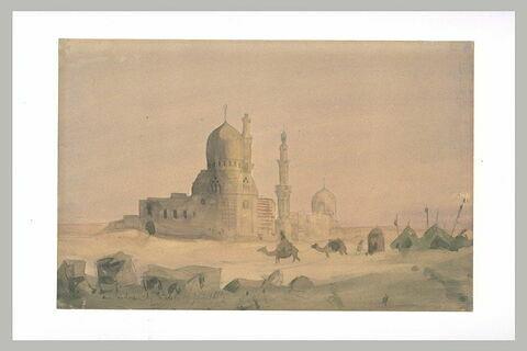 Aux tombeaux des Califes