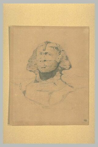 Le Sphinx à Gizeh