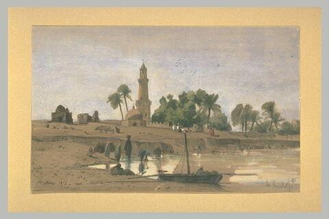 Mosquée en Haute-Egypte