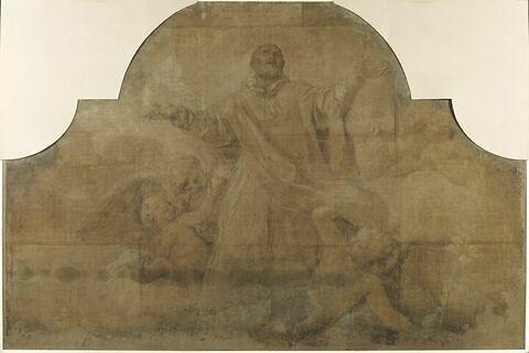 Gloire de saint Philippe de Néri