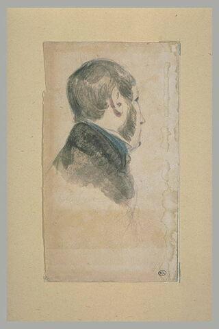 Portrait d'Abraham Constable, frère de l'artiste