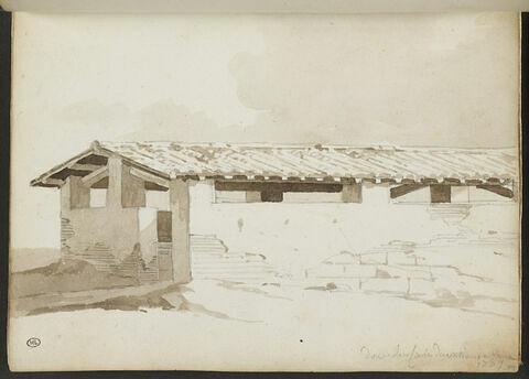 Cour au Vatican en 1789