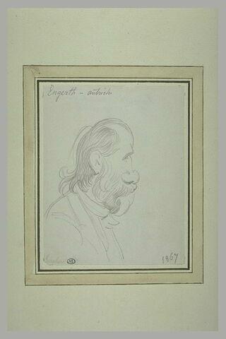 Portrait-charge de Engerth