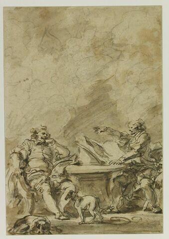 L'Arioste dédie son poème à Hippolyte d'Este