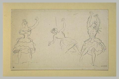 Trois danseuses espagnoles
