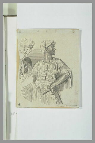 Honnête Iago ... : Othello et Desdémone