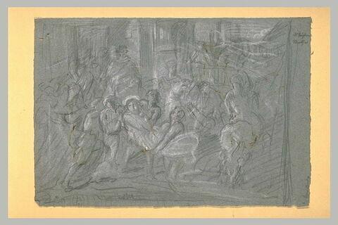 Martyre de sainte Philomène