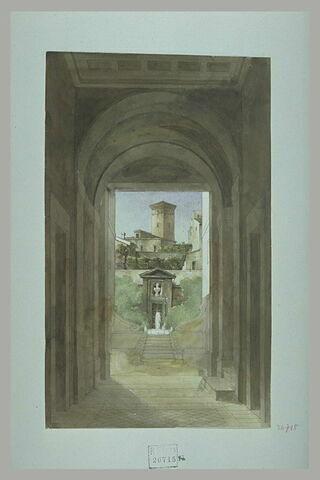 Rome : jardins