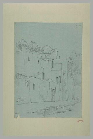 Amalfi : maisons