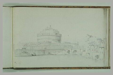 Rome : le château saint Ange
